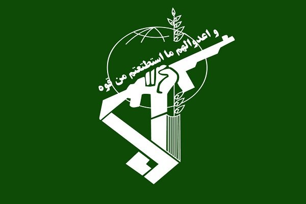 آرم سپاه پاسداران