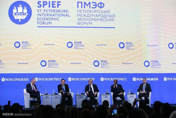 SPIEF 2017 kicks off with Iran's participation