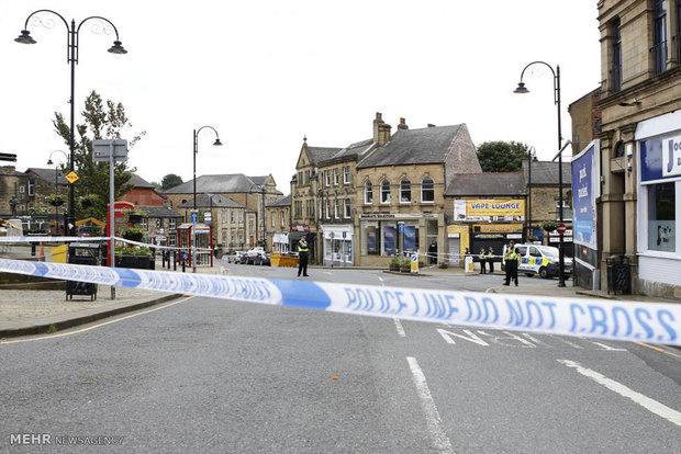 پلیس از کشف بسته مشکوک در محوطه پارلمان انگلیس خبر داد