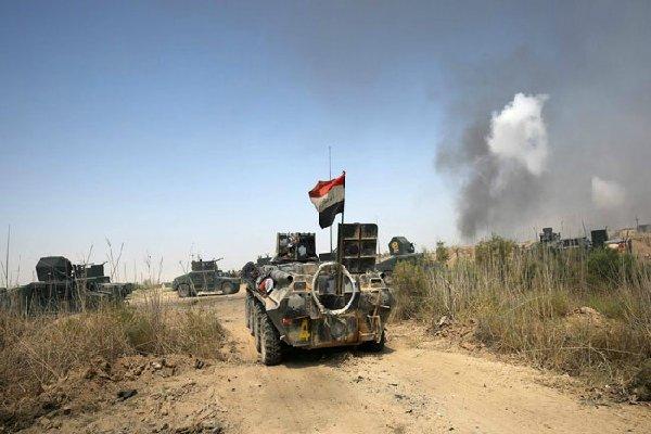 تدمير أربعة مقرات لداعش شمال الرمادي