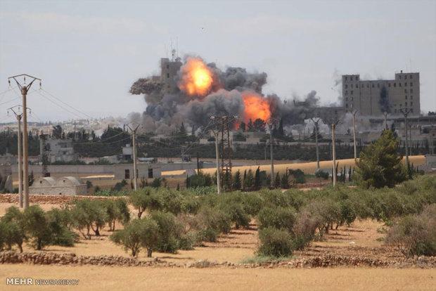 الجيش السوري يحكم الحصار على الاحياء الشرقية في حلب