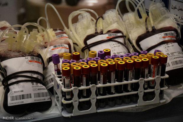 کدام استان ها خون بیشتری مصرف می کنند/اهداف شبکه ملی خون رسانی
