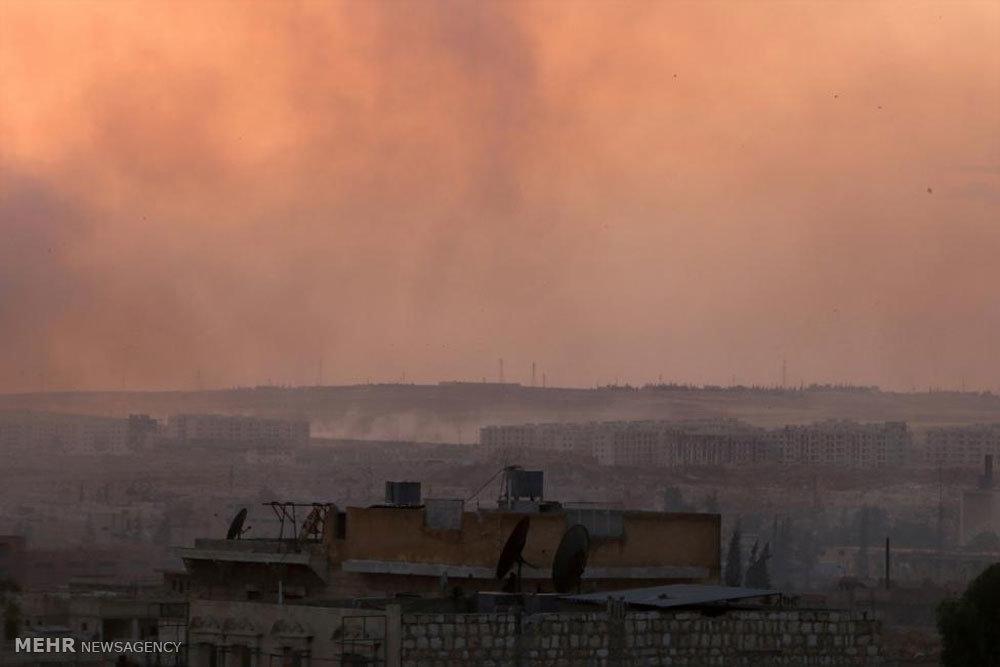 نبرد برای کنترل حلب