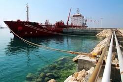 پارس جنوبی پایانههای نفتی