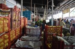 ارسال محموله ۱۱ تنی سیبزمینی و شلغم از اصفهان به کربلا