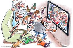 برترین کاریکاتورهای ۲۹ خرداد ۹۵