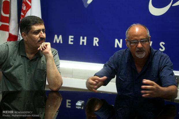 واقعیت ایران را با سینما نشان دهید/ رسانهها ما را میترسانند