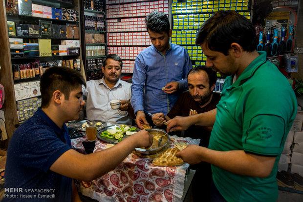 إفطار رمضان على البركة