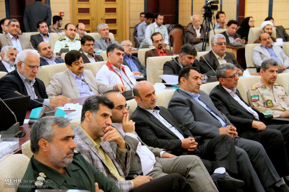 جلسه شورای اداری استان گلستان