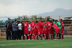 اولین تمرین تیم تراکتورسازی تبریز