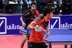Iranian paddler jumps 16 spots in ITTF rankings