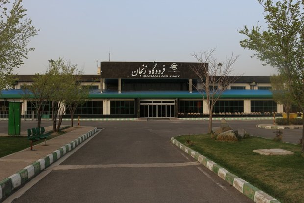 پروازهای فرودگاه زنجان برقرار می شود