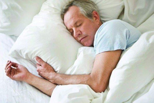 احساس بیقراری در شب نشانه پارکینسون در مردان
