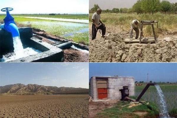 کشاورزی خشکسالی