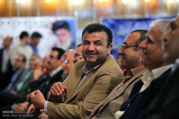 همایش گرامیداشت سالروز پیروزی دکتر روحانی