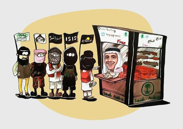 شوخیهای حقوق بشری عربستان با ایران