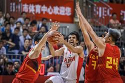 بسکتبال - تیم ملی بسکتبال - ارسلان کاظمی