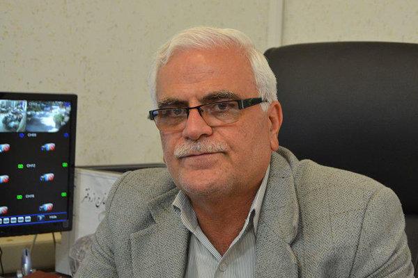علی عمادی رئیس اداره ثبت احوال شهرستان شاهرود