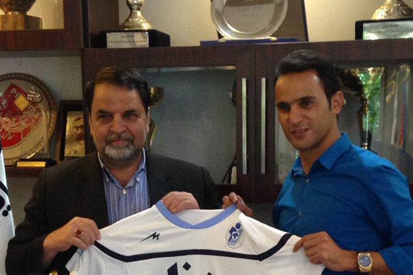 آرش برهانی در آستانه جدایی از تیم فوتبال پیکان