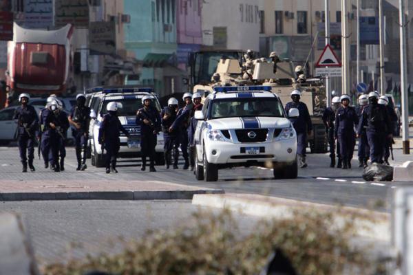 خودور زرهی آل خلیفه بحرین