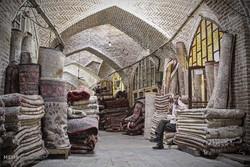 کسادی بازار فرش دستباف همدان