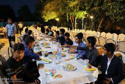 مراسم افطار و جشن بزرگ ولايت با سعادت کريم