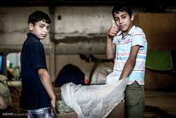 مہاجرت کے بعد زندگی
