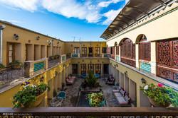 İsfahan'ın tarihi Hurşid evi