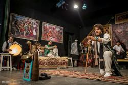 Shahnameh narrating during Ramadan nights