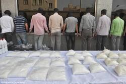 کشف ۳ تن و ۴۰۰ کیلو مواد مخدر در سیستان و بلوچستان