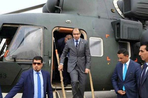 عراقی پارلیمنٹ کے اسپیکر فلوجہ پہنچ گئے