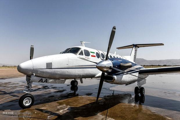 """ايران تبرم صفقة بقيمة 9،9 مليون يورو لشراء طائرة """"فلايت تشيك"""" من ألمانيا"""