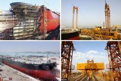 رکت صدرا بوشهر افراماکس کشتی سازی