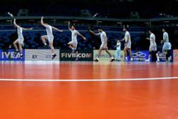 مدیران، غول مرحله اول والیبال پیش از انتخابی المپیک ۲۰۲۰!