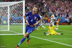 كرواتيا تخطف الصدارة من اسبانيا في يورو 2016