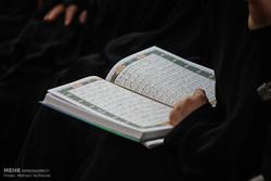 دو مددجوی گلستانی حافظ کل قرآن کریم شدند