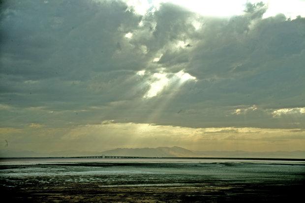 دریاچه ارومیه نفس کشید/ ذخایر آب میلیاردی شد