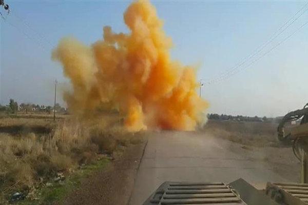 حمله شیمیایی تروریستها به حومه ادلب