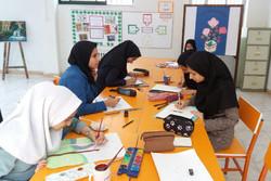 تابستان بانشاط دانش آموزان پلدختری با کسب یک مهارت
