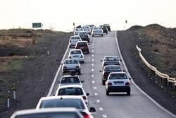 تردد در جاده