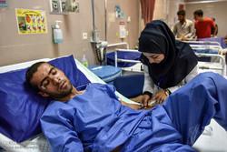 اسامی مجروحان واژگونی اتوبوس در محور حاجی آباد اعلام شد