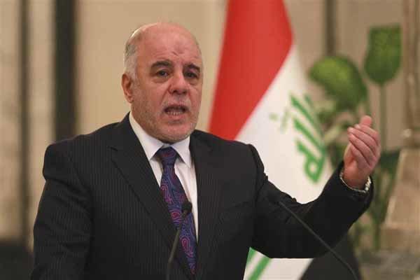 العبادي: القوات العراقية تقترب من الموصل