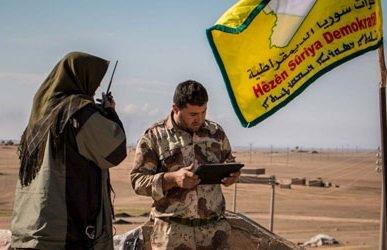 شەڕی قورس لە ڕۆژاوای شاری مەنبەج/ کوژرانی ۲٤ داعشی
