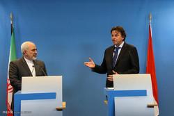 دیدار وزرای خارجه ایران و هلند