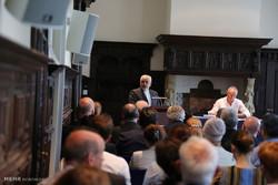 سخنرانی محمد جواد ظریف در موسسه کلینخندال