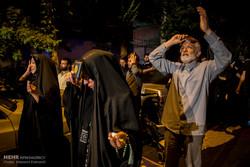 مراسم إحياء ليلة القدر في طهران