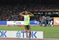 دونده ایران به مقام سوم مسابقات بیلبائو دست پیدا کرد
