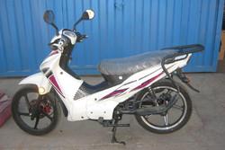 ازاحة الستار عن دراجة نارية كهربائية منتجة داخليا