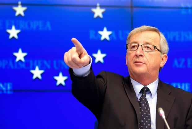 """رئيس المفوضية الاوروبية : خروج بريطانيا """"لن يكون طلاقا وديا"""""""