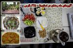 شیرازیها سفره سحری پهن میکنند/ سنت «کلوک اندازون» و «روز والون»